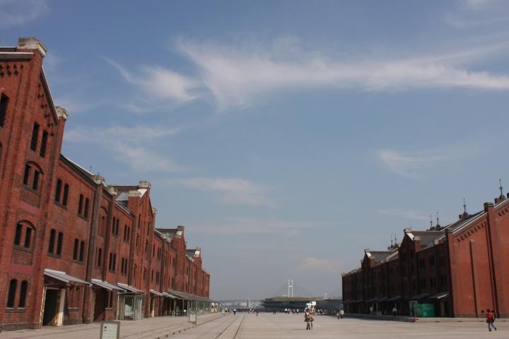 赤レンガ倉庫20081017-01
