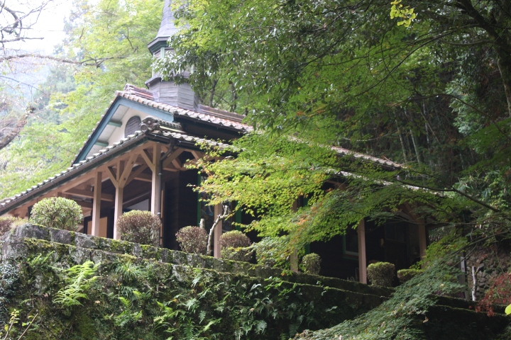 乙女峠マリア聖堂20081030-02