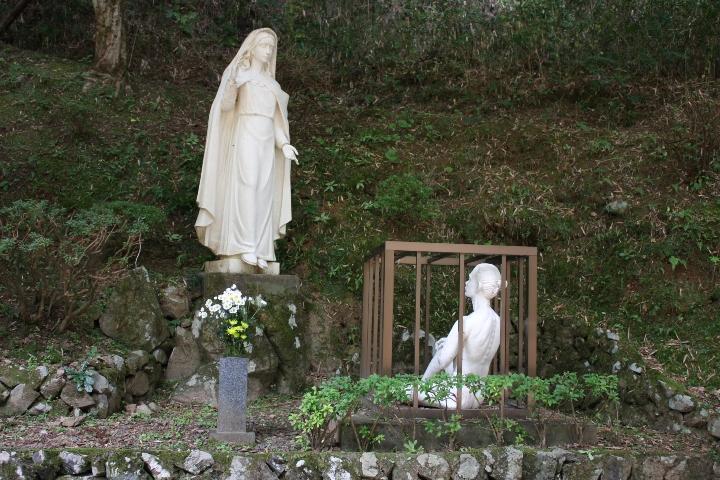 乙女峠マリア聖堂20081030-04