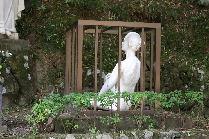 乙女峠マリア聖堂20081030-05
