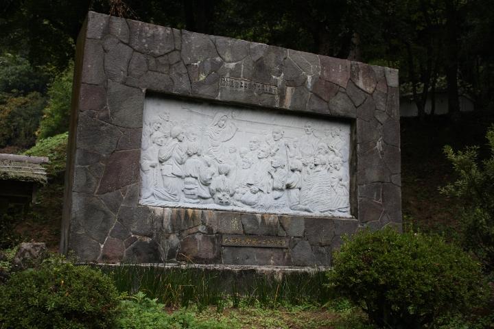 乙女峠マリア聖堂20081030-07