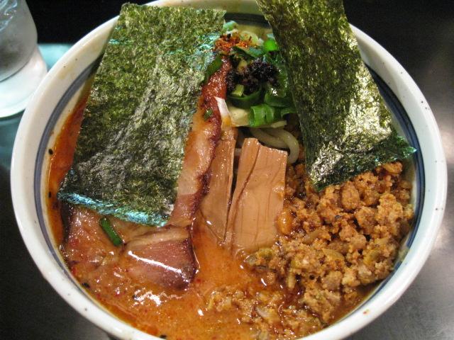 麺家うえだ20081113-02