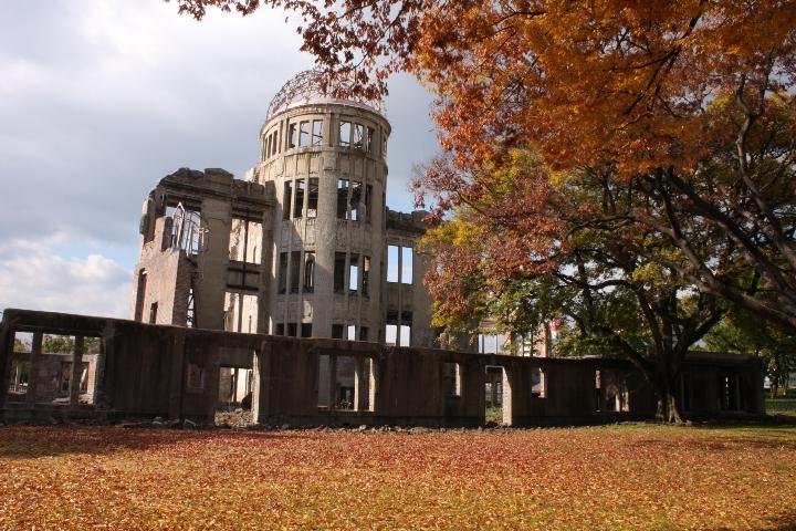 原爆ドーム20081128-01