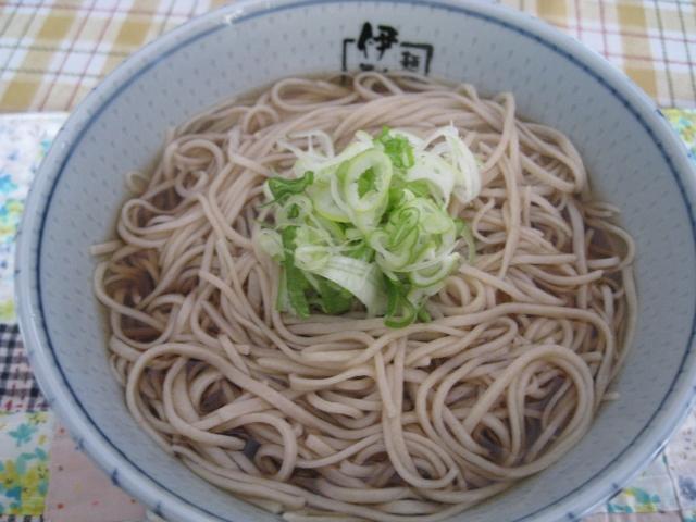 蕎麦打ち20081214-01