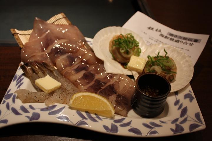 大阪梅田お好み焼き本舗20081224-02