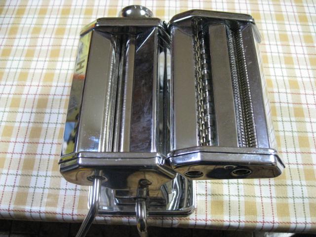 王道のボロネーゼ20090123-05