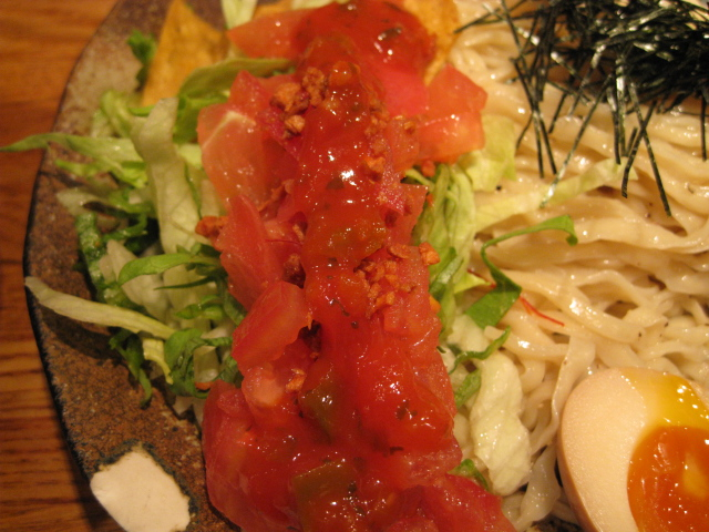 麺や庄の20090212-09