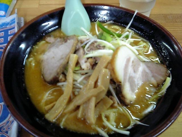 麺屋いにしや2004-03