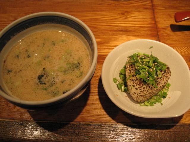 麺や庄の20090319-09