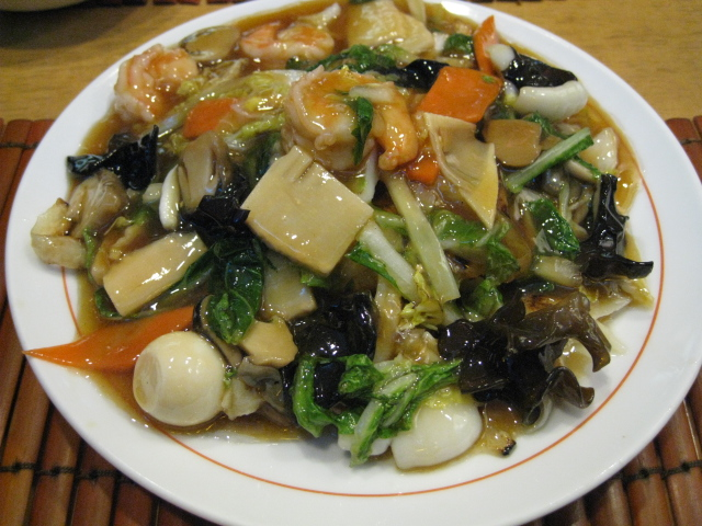 老辺餃子館20090414-04