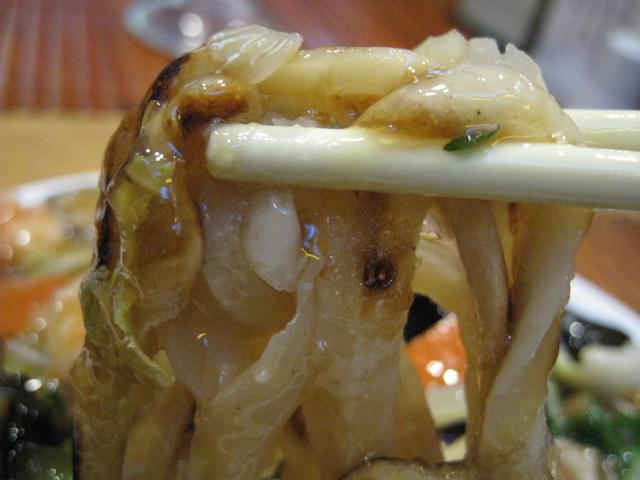 老辺餃子館20090414-05