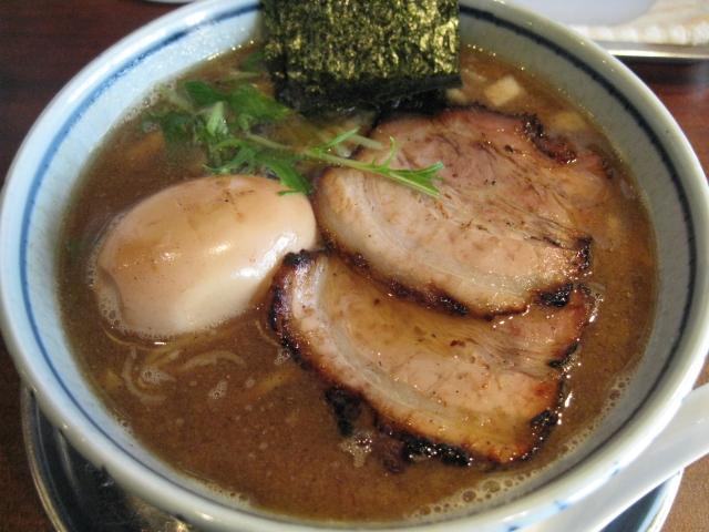 伊駄天煮干醤油20090420-01