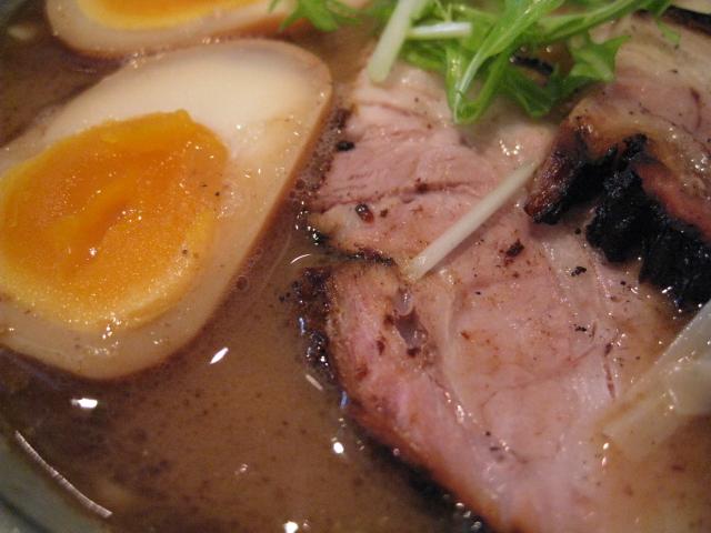 伊駄天煮干豚骨20090418-02