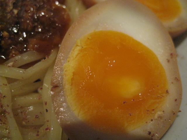 伊駄天冷やし担々つけ麺20090522-04