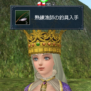釣り+1のアクセ(´・ω・`)