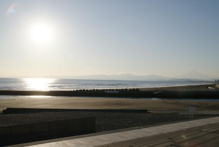 鵠沼海岸の画像