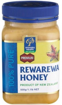 rewarewa-honey