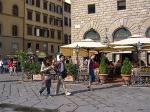 フィレンツエノ広場