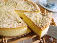 究極のチーズケーキ @パルミ