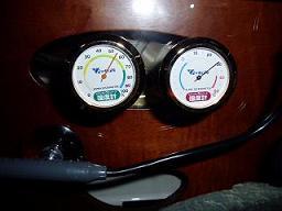 温度計/湿度計