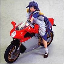 バイク少女