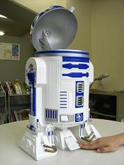 R2-D2ゴミ箱2