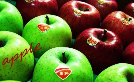 青森のりんご~。。