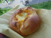 3種のチーズのパン
