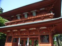 高野山・大門