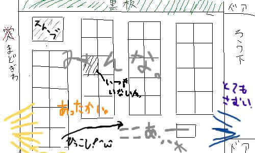 教室図2!