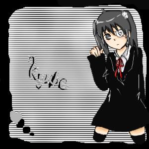 黒スーツ九ちゃん