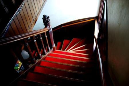 ここの階段