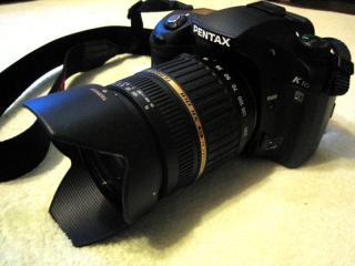 PENTAX K10D