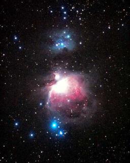 オリオン大星雲(M42)