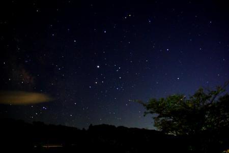 鳥取の星空