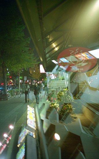 夜景仙台市内