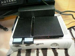 XBOX360とPS2