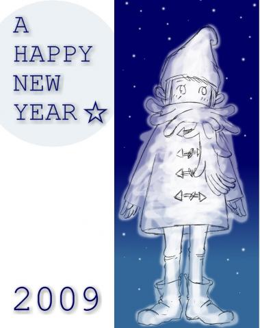A Happy New Year☆