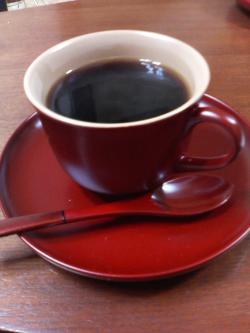 コーヒーが似合いますな。