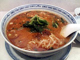 坦々麺(福龍園)