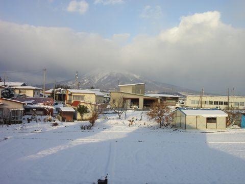 岩木山20061219
