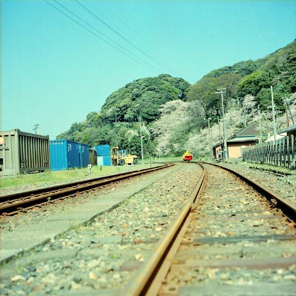 敦賀港駅遠望