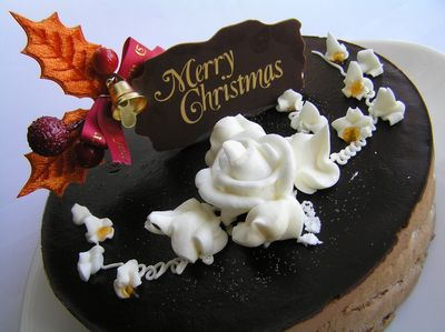 2008年のケーキ