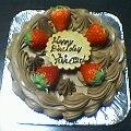 12歳ケーキ