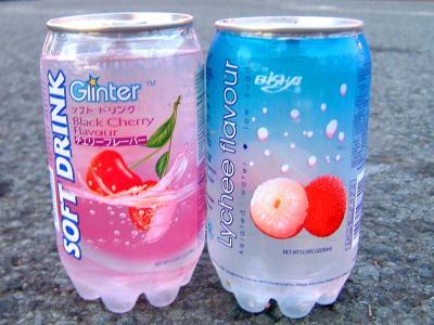 cherry&lychee