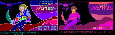 Planet Mephius