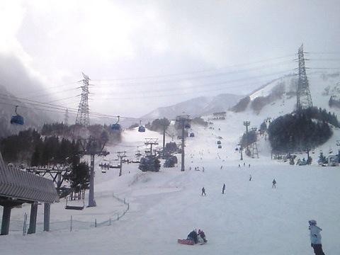 Mt.Naeba