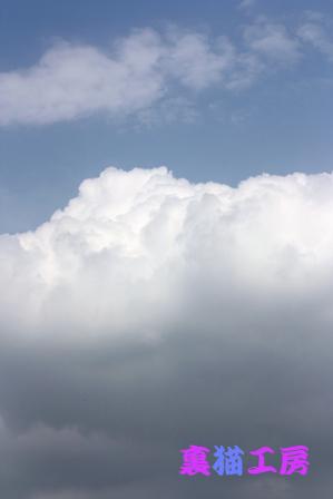 9月2日入道雲のコピー