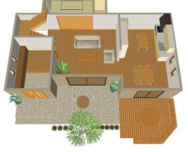 living-garden