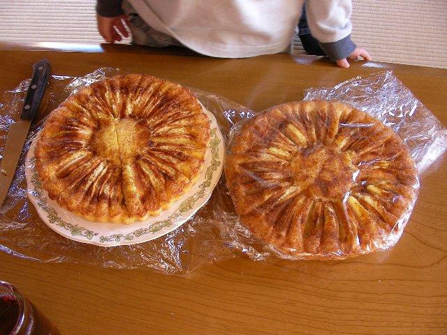 林檎ケーキ1